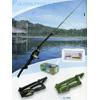 Комплект для рыбной ловли складной удочкой Instant Fisherman